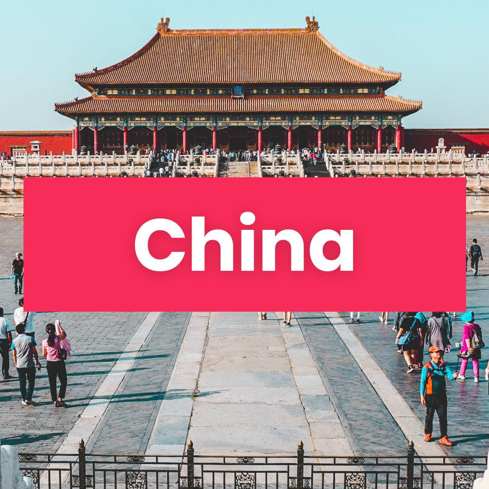 Aupair en china
