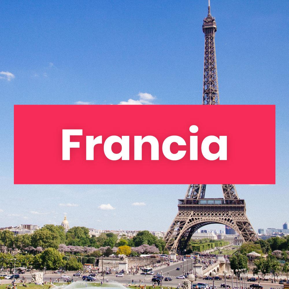 Aupair en francia